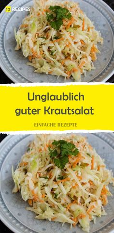 Incredibly good coleslaw - Rezepte-Salate - Home Barbecue Sides, Barbecue Side Dishes, Brunch Salad, Salad Recipes, Healthy Recipes, Clean Eating, Healthy Eating, Easy Detox, Party Buffet