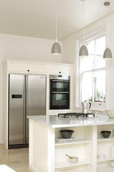 How to Design a Kitchen around an American Fridge Freezer - AO Life