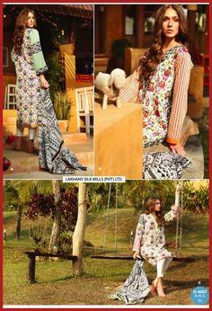 LSM Fabrics Komal Summer Spring Collection