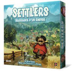Settlers : Naissance d'un Empire (PV 2016; 14+; excellent; 58$)
