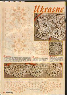 #crochet edging pattern #Afs 4/5/13