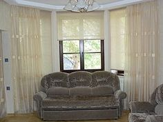 Living Room Curtains Contemporary, Modern, Living Room Furniture, Living Room Designs, Curtains, Chair, Interior, Table, Future