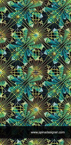 Optical / geometric | print | pattern | colors | surface design