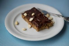 Om-nom-nom. Healthy snickerscake without sugar and flour