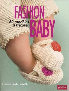 Phildar Fashion Baby - Les tricots de Loulou - Picasa Web Albums