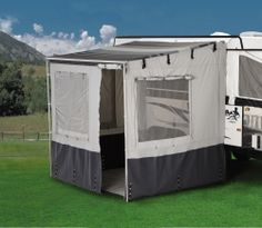 Pop Up Room Instead Of Tent 44932 Fits Awning Rail To Ground Measurement 71