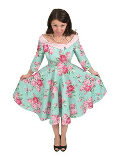 Peggy dress pattern