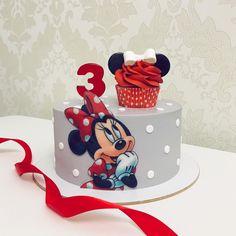 Моя любов❤️ ...#minniemouse #minniemousecake #mickeyeminnie #mickeymouse #mickeymousecake #sweet3 #cake #cakes #if #тортиназамовлення_іф #тортиназамовлення #домашнякондитерська #тортыназаказ #тортснікерс #тортсникерс #sweetstarbakerybyzo    #Regram via @sweetstar_bakerybyzo Mini Mouse Birthday Cake, Sofia The First Birthday Cake, Pig Birthday Cakes, Minnie Birthday, Birthday Cake Girls, Minnie Mouse Cake Design, Minnie Cake, Mickey Cakes, Mickey Mouse Cake