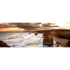 Australian Coast Photographic Print on Wrapped Canvas