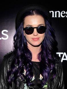 Katy Perry's new hair!