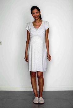58dc46adc Moda prenatal para embarazadas y ropa interior para embarazo y lactancia.