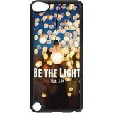 """Generic Bible Verse """"Be the Light"""" Matthew Chapter 5 Verse 14 Protective Case for IPod Touch 5th"""