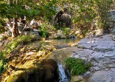 Waterfalls of Fonissa, Mylopotamos,Kythita Waterfalls, Natural Beauty, Greece, River, Island, Mansions, Country, Beach, Nature