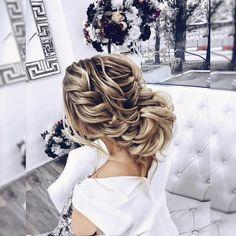 Прически и Макияж N1 Москва LA (@elstile) • Фото и видео в Instagram Hairdo Wedding, Wedding Day Makeup, Bridal Makeup Looks, Indian Bridal Makeup, Bridal Updo, Bridal Hair And Makeup, Hair Makeup, Indian Bridal Hairstyles, Bride Hairstyles