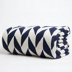 herringbone blanket!