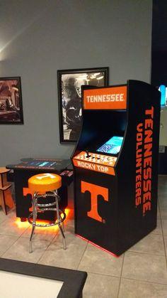 Licensed Collegiate Arcades by Arcade Headquarters