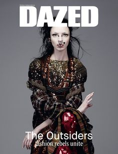 Dazed spring/summer 2014 fashion rebels