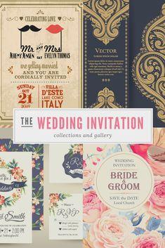 Terrific Wedding Invitation Cards