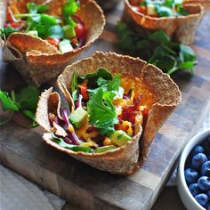 Breakfast Taco Cups