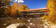 Albany Covered Bridge, New Hampshirecountryliving