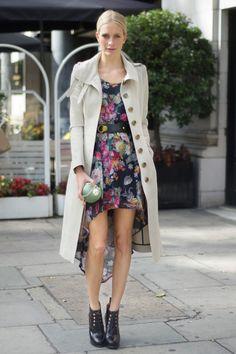 8fb083e504ec Попи Делевињ – фантастична девојка без ниту една грешка во стилот! Paris  Fashion