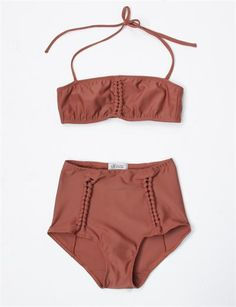 A Detacher Amber Bikini- Ginger