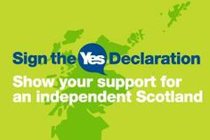Sign the Yes Declaration