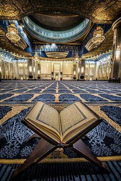 eliffoundherway:  Quran ♥ auf We Heart It - http://weheartit.com/entry/124455530