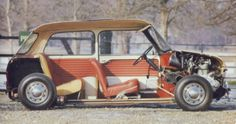 It changed the way we looked at small cars almost overnight, and sent the designers scurrying back to the drawing boards - the Mini was little short of a Mini Cooper Classic, Classic Mini, Mini Cooper S, Classic Cars, Minis, Cooper Car, Mini Countryman, Cabriolet, Mini Photo