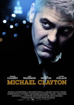 "Michael Clayton (2007). A law firm brings in its ""fixer"" (George Clooney) to remedy the situation after a lawyer has a breakdown while representing a chemical company that he knows is guilty in a multi-billion dollar class action suit."