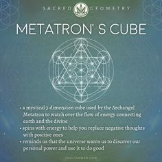 Metatron's Cube Meaning - Sacred GeometryYou can find Sacred geometry tattoo and more on our website.Metatron's Cube Meaning - Sacred Geometry Sacred Geometry Meanings, Sacred Geometry Tattoo, Symbols And Meanings, Sacred Geometry Patterns, Alchemy Symbols, Spiritual Symbols, Sacred Symbols, Buddhism Symbols, Meditation Symbols
