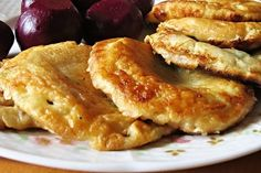 Recept na Houbové lívance II. Apple Pie, Pancakes, French Toast, Food And Drink, Pasta, Bread, Breakfast, Health, Desserts