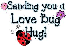 Perfect for Valentine's Day or sharing a smile with a loved one any time of year... you'll LOVE this whimsical  FREEBIE!  It's DJ Inkers, sending YOU a Love Bug Hug! :)  Made using our NEW 'DJ Basic Dot' font... and coordinates with our 'Ladybugs' clip art set!    Only available through 2/18/15
