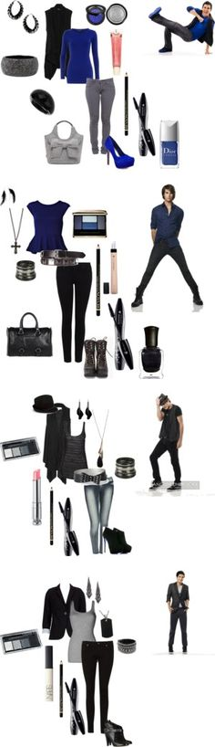 """""""Big Time Rush"""" by rocket7x ❤ liked on Polyvore"""