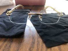 Cartier Glasses for Sale in Los Angeles, CA - OfferUp Rimless Frames, Cartier, Free Money, Buy Now, Jewelry Accessories, Buy And Sell, Brand New, Glasses, Eyewear