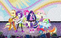 """So there's a sequel for """"Equestria Girls"""" planned for Fall 2014."""