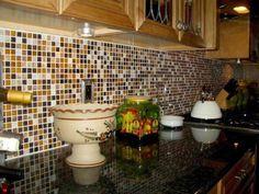 Mosaics Glass Tile Gallery / design bookmark #11324