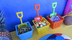 Little Big Company | The Blog: A Beach Themed Birthday party by Vicky from Party Rite