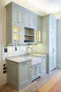 Charlie Kingham | Gallery | Hand Painted Bespoke Kitchens