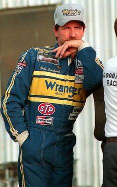 Dale Earnhardt Sr 3 Wrangler ...