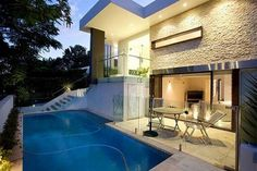 Oooo fancy! Luxurious Residence by Judy Goodger