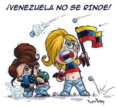SOS Venezuela 5 by LordWilhelm on DeviantArt