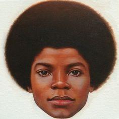 Michael Joseph Jackson by Kadir Nelson