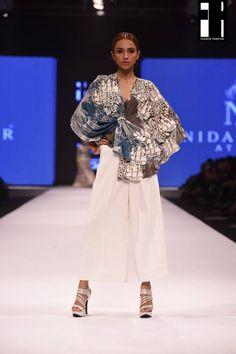 Nida Azwer's 'Kirigami'-at-fashion-pakistan-week-7