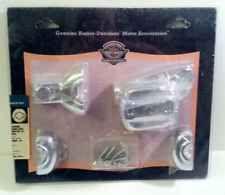 HARLEY DAVIDSON Chrome Handlebar Control kit D Fits 96' dual disc front 46099-98