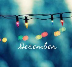 ♥ December