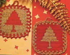 Professione Donna: Speciale Natale: Le presine natalizie