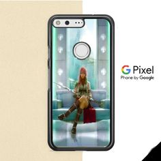 Lightning Final Fantasy Xiii Cover Google Pixel Case