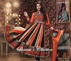 Couture Roll:  Anarkali  Email: shama.collection17@gmail.com OR   Message us: www.facebook.com/messages/Shama.Collection17  Like us for more updates https://www.facebook.com/Shama.Collection17