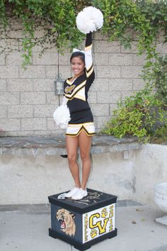 Cheer Box Gallery - Daniah Creations